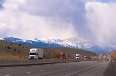 Treatment would lower crash risk for truckers with sleep apnea