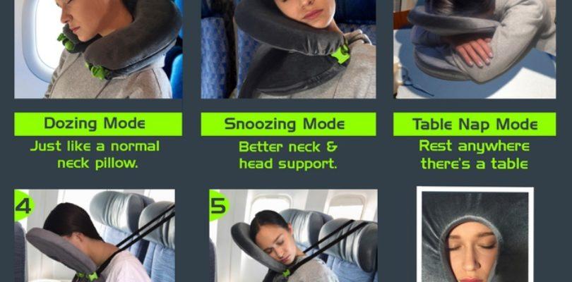 Coming soon October 2016 – Face Cradle Travel Pillow CS003