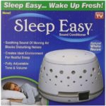 White Noise – Sleep Easy Sound Conditioner