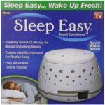 White Noise – Sleep Easy Sound Conditioner
