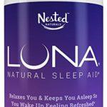 LUNA – #1 Natural Sleep Aid Review Help U Sleep