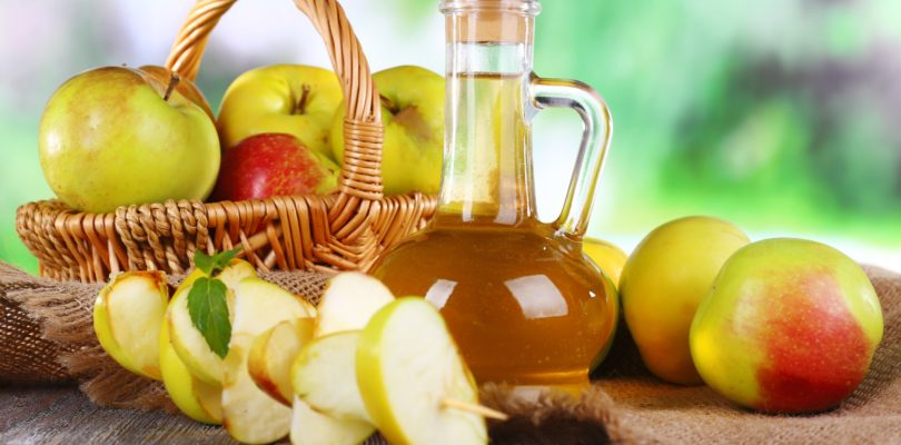 APPLE CIDER VINEGAR- This may help you sleep better!