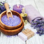 LAVENDER OILS for sleep