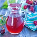 Drink Tart Cherry Juice for a better night sleep