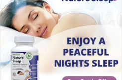Vita Balance Nature Sleep  All Natural Sleep Supplement