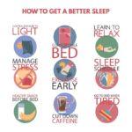 50 sleeping Tips for a Better Night Sleep
