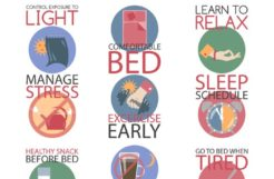 50 sleeping Tips for a Better Night Sleep