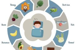 Top 10 Foods to Eat For a Better Night Sleep