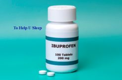 IBUPROFEN to Help You Sleep?