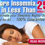Natural Insomnia Program Blue Heron Health News Review